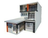 3ro piso constructivo Imágenes de archivo libres de regalías