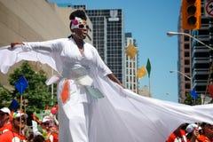 33ro Pride Parade anual de Toronto Foto de archivo