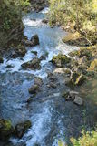 Río Reinazo en Covadonga, Cangas de Onís, Spain Stock Image