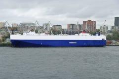 Ro-Ro Cargo Ship Stock Photography