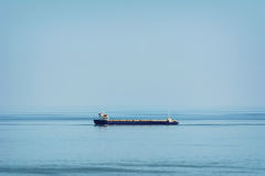 Ro-Ro Cargo Ship Royalty Free Stock Photography
