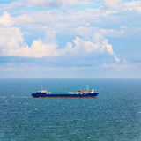 Ro-Ro Cargo Ship Royalty Free Stock Images