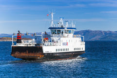 Ro-Ro ferry ship Edoyfjord by Fjord1 Stock Photography
