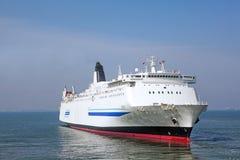 White cruise Royalty Free Stock Photo