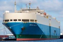 Ro-Roschiff Ahorn Ace Stockbilder