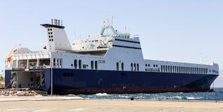 Ro statek Obraz Royalty Free