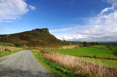 The Roaches in The Peak District,  England Stock Photos