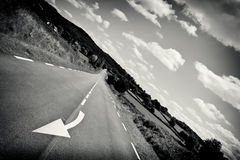 The Road Stock Images
