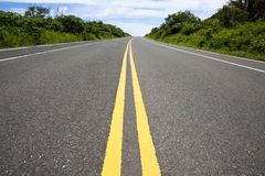 The road royalty free stock images