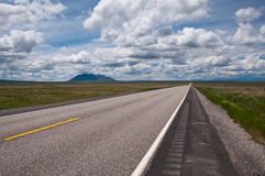 Road 20 Royalty Free Stock Images