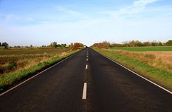 Road 9 Royalty Free Stock Photo