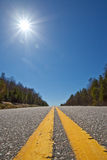 On the road again Stock Photography
