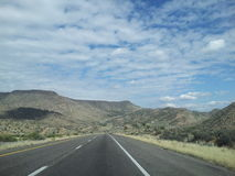 On the road again. Let the road take you somewhere new royalty free stock photos