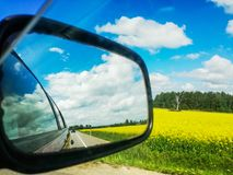 On the road again royalty free stock images