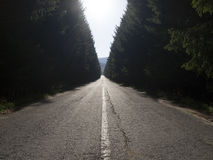 The road ahead Royalty Free Stock Image