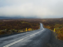 Road. All roads to travel and beautiful scenery Royalty Free Stock Photo