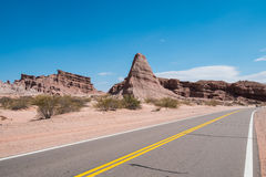 Free Road Along Andean Valleys Royalty Free Stock Photo - 71291975