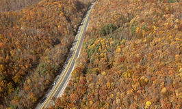 A road, Appalachia Stock Images