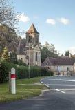 Road in Aquitaine Stock Photos