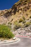 Road through the Arizona Desert royalty free stock photography