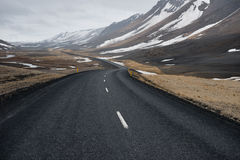 Road around Iceland Royalty Free Stock Photos