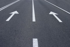 Free Road Arrows Stock Photo - 2887430