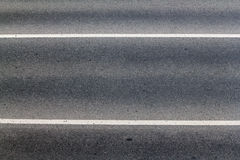 Road  asphalted Royalty Free Stock Photo