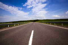The road Royalty Free Stock Photo
