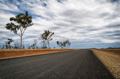 Road in Australia Royalty Free Stock Photography