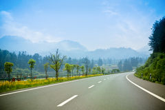 Road  background Royalty Free Stock Image