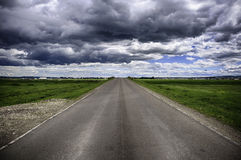 Road background Stock Images