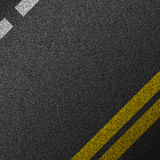 Road background texture of rough asphalt Stock Photos