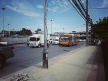 Road. In bangkok stock image