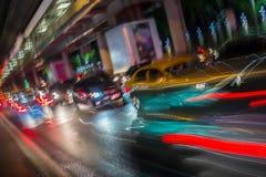 Road in bangkok Royalty Free Stock Photo