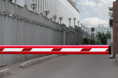 Free Road Barrier Stock Photos - 6113093