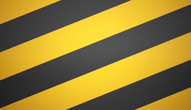 Road barrier orange background Stock Photo
