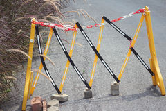 Road barrier - traffic Stock Photos