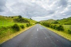 On the Road at Coromandel Peninsula, New Zealand 5 Stock Photography