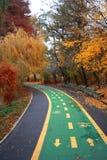 Road of bike Stock Image