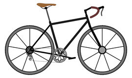 Road bike Stock Photo