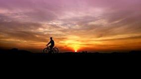 Road bike  cyclist Stock Photos