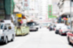 Road blur background. Royalty Free Stock Photography