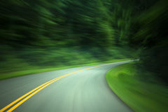 Road Blur Royalty Free Stock Image