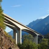 Road bridge Royalty Free Stock Images