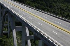 Road Bridge in Cuba Royalty Free Stock Photos