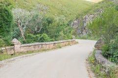 Road bridge in the Montagu Pass Stock Photos