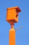 Road camera. Stock Image