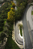 Road without cars Royalty Free Stock Photo