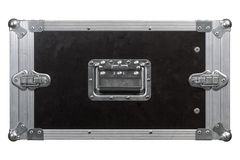 Road case or flight case background Royalty Free Stock Photography