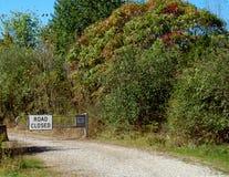 Free Road Closed Stock Image - 102122221